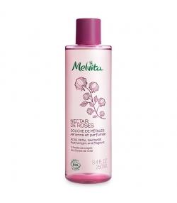 BIO-Blütenblätter-Duschgel 3 Wildrosen - 250ml - Melvita Nectar de Roses