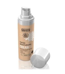 Crème hydratante teintée 3 en 1 BIO Natural - 30ml - Lavera