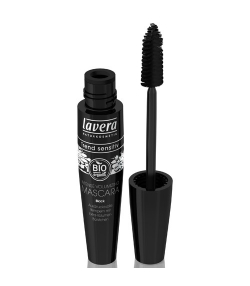 Mascara volume intense BIO Black - 13ml - Lavera