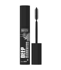 Mascara deep darkness BIO Intense Black - 13ml - Lavera