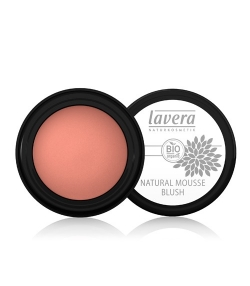 Blush mousse BIO N°02 Soft Cherry - 4g - Lavera