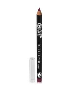 Crayon contour des lèvres BIO N°04 Plum - 1,14g - Lavera