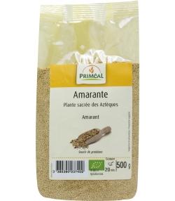 Amarante BIO - 500g - Priméal [FR]