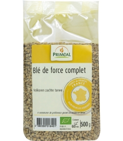 Blé de force complet BIO - 500g - Priméal