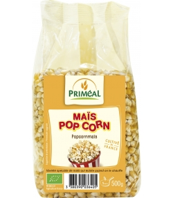 Maïs pop corn BIO - 500g - Priméal