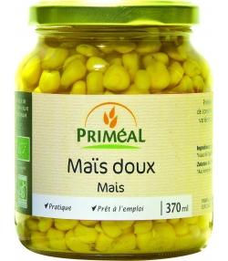 Maïs doux en conserve BIO - 370ml - Priméal [FR]