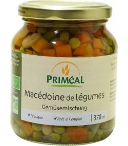 Macédoine de légumes en conserve BIO - 370ml - Priméal [FR]