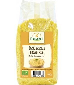 Couscous maïs et riz BIO - 500g - Priméal [FR]