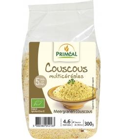 Couscous multicéréales BIO - 300g - Priméal