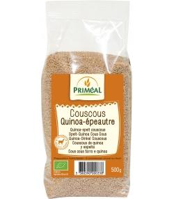 Couscous quinoa et épeautre BIO - 500g - Priméal [FR]