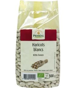Haricots blancs BIO - 500g - Priméal [FR]