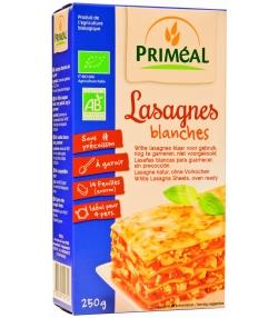 Lasagnes de blé dur blanches BIO - 250g - Priméal
