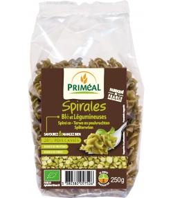 Spirales blé & pois cassés BIO - 250g – Priméal