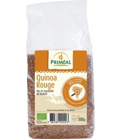 Quinoa rouge BIO - 500g - Priméal [FR]
