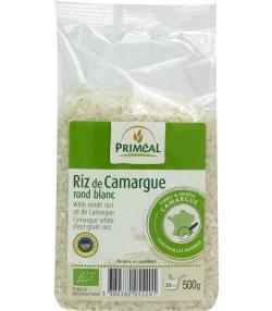 Riz de Camargue rond blanc BIO - 500g - Priméal