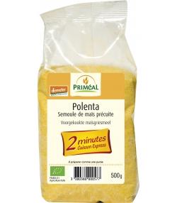 Semoule de maïs précuite BIO - 500g - Priméal