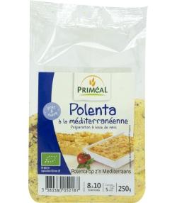 Polenta à la méditerranéenne BIO - 250g - Priméal
