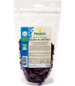 Salade du pêcheur trio d'algues en paillettes BIO - 50g - Priméal