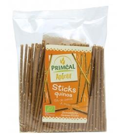 Sticks au quinoa BIO – 100g – Priméal