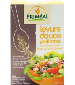 Levure douce en paillettes naturelle – 150g – Priméal