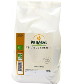 Farine de sarrasin BIO – 500g – Priméal