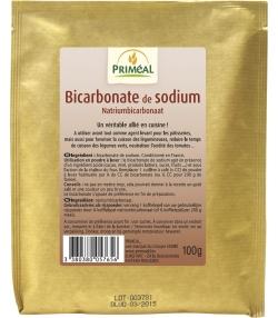 Bicarbonate de sodium BIO – 100g – Priméal