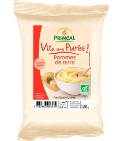 Vite une purée de pommes de terre BIO - 120g - Priméal