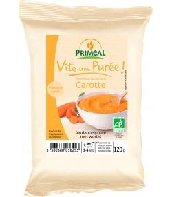 Vite une purée de pommes de terre et carotte BIO 120g Priméal