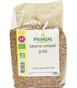Sésame complet grillé BIO - 500g - Priméal
