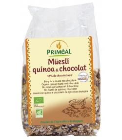 Müesli quinoa BIO et chocolat BIO - 350g - Priméal