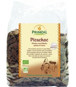 Picachoc quinoa BIO et cacao BIO - 500g - Priméal [FR]