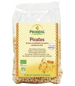 Picatos grains soufflés quinoa BIO - 200g - Priméal [FR]