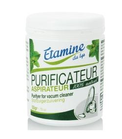 Purificateur aspirateur écologique cèdre, lavandin & menthe – 50g – Etamine du lys