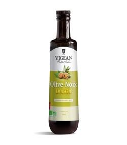 Huile d'olive & de noix BIO – DuodOr – 50cl – Vigean
