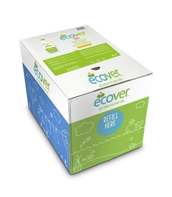 Liquide vaisselle citron écologique – 15l – Ecover