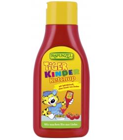 Ketchup enfant BIO Tiger – 500ml – Rapunzel