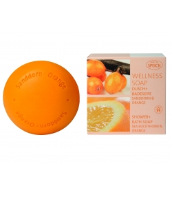 Savon naturel Wellness argousier & orange - 200g - Speick
