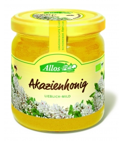 Miel d'acacia BIO - 500g - Allos