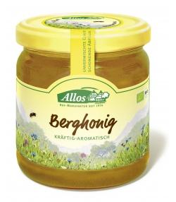 BIO-Berghonig - 500g - Allos