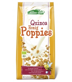 BIO-Quinoa-Honig-Poppies - 200g - Allos