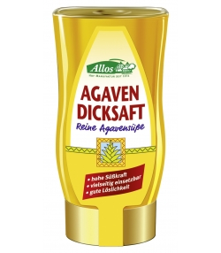 BIO-Agavendicksaft - 250ml - Allos