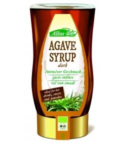 Sirop d'agave brun BIO - 250ml - Allos