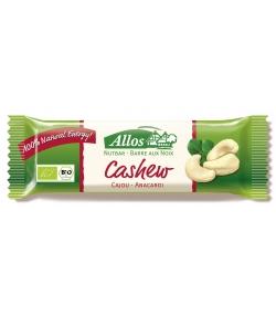 Barre aux noix de cajou BIO - 30g - Allos