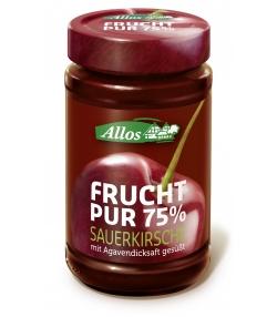 BIO-Fruchtaufstrich Sauerkirsche - 250g - Allos