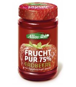 Confiture de fraises BIO - 250g - Allos