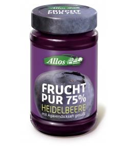 BIO-Fruchtaufstrich Heidelbeere - 250g - Allos