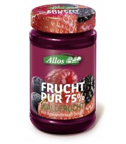 Confiture de fruits des bois BIO - 250g - Allos