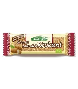 BIO-Sesam-Mandel-Krokant-Riegel - 30g - Allos