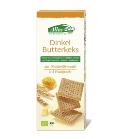 Petit beurre à l'épeautre BIO - 150g - Allos