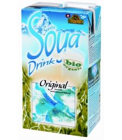 Swiss BIO-Soya-Drink Original - 1l - Soyana